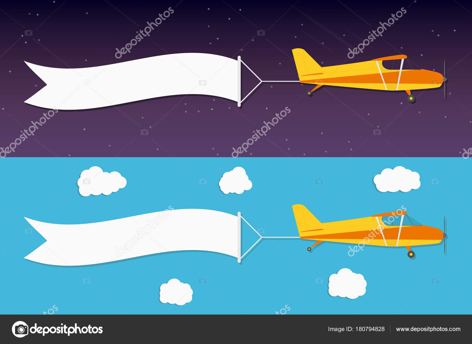 Flight Banners Anime Sky Banners