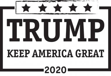 Trump 2020 Svg Premium Vector Download For Commercial Use Format Eps Cdr Ai Svg Vector Illustration Graphic Art Design