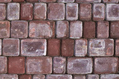 Stone texture with square parts