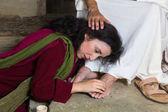 Fotografie Tränen der Scham von Mary Magdalene