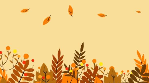 őszi háttér száraz levél dekoráció őszi téma mozgás grafika