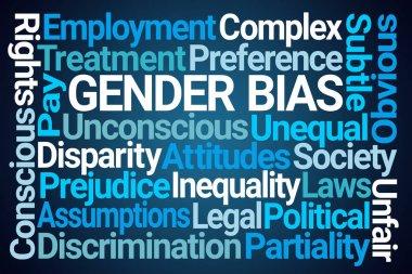 Gender Bias Word Cloud