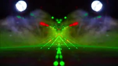 Laser and Light  Stage