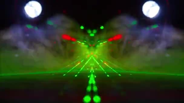 Laserové a světelné fáze