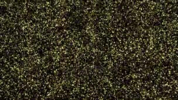 zářící konfety vzor