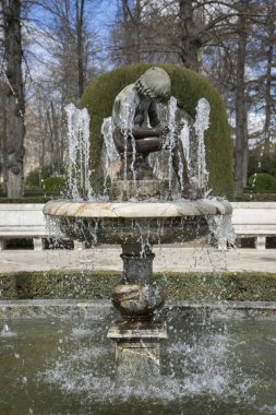 Fountains of Aranjuez palace