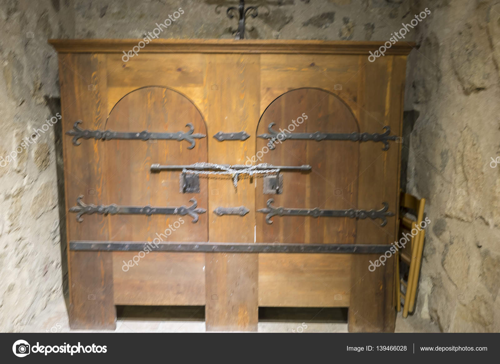 of the medieval castle — stock photo #139466028