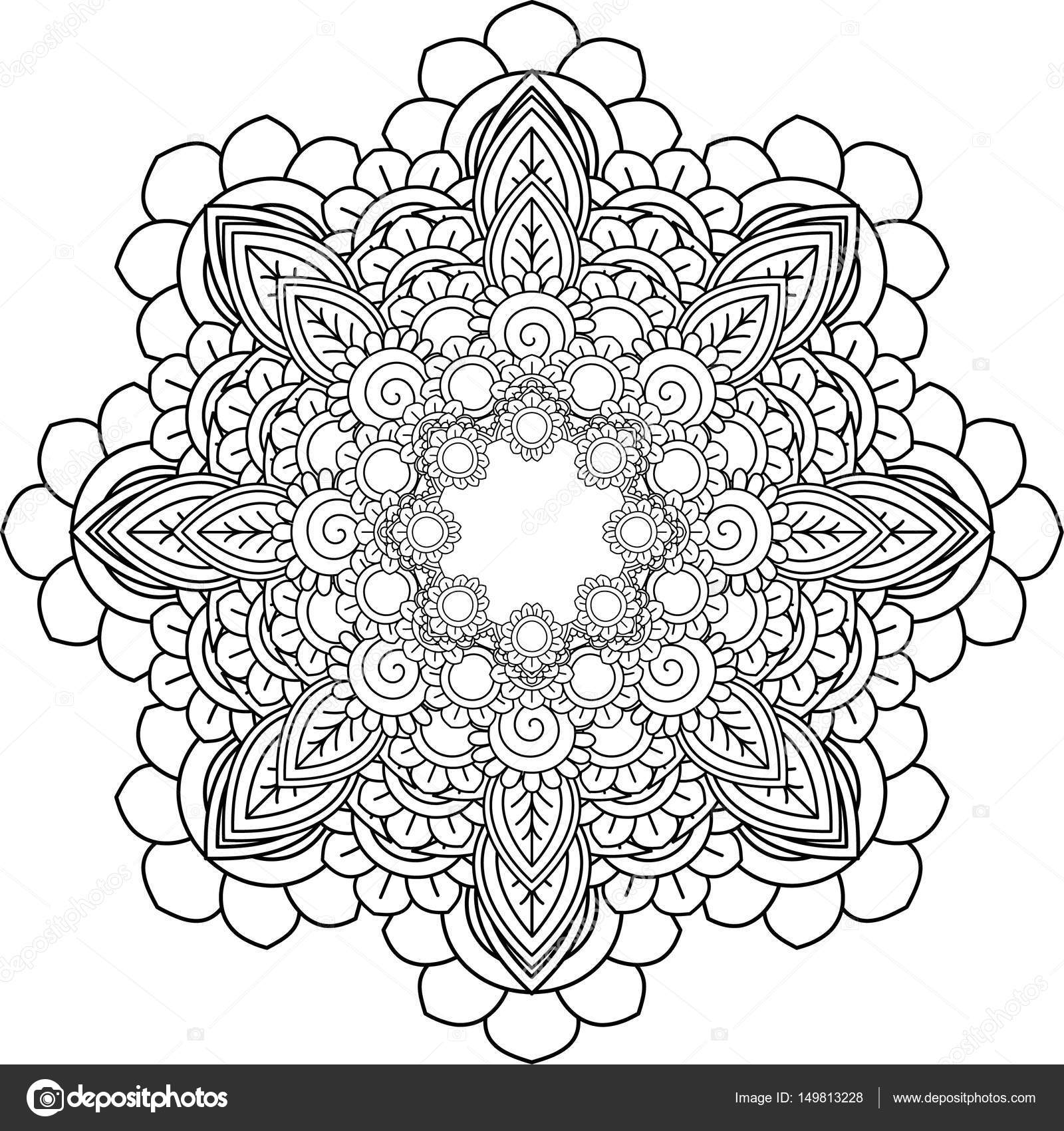 Mandalas drawing wallpaper — Stock Photo © outsiderzone ...