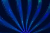 Fényképek Absztrakció sötétkék háttérrel kártya és más design műalkotások. Absztrakt kék háttér fraktál hullámok