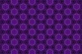 bezproblémové tmavě fialová křivka s pozadí abstraktní vzor čáry. Mozaika pozadí tabulky, kreativní Design šablony