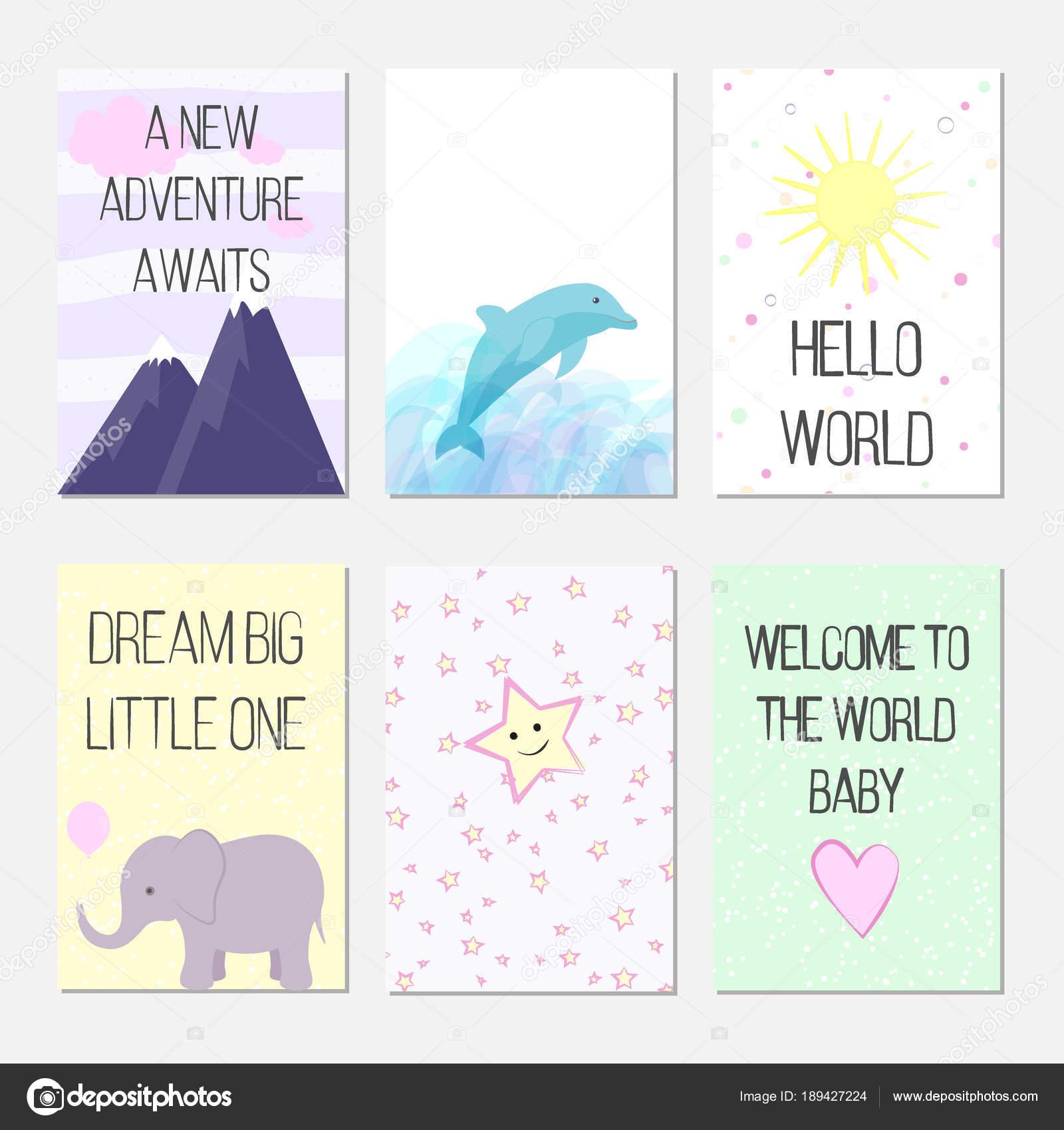 Imágenes Invitaciones De Baby Shower Para Niña Elefantes