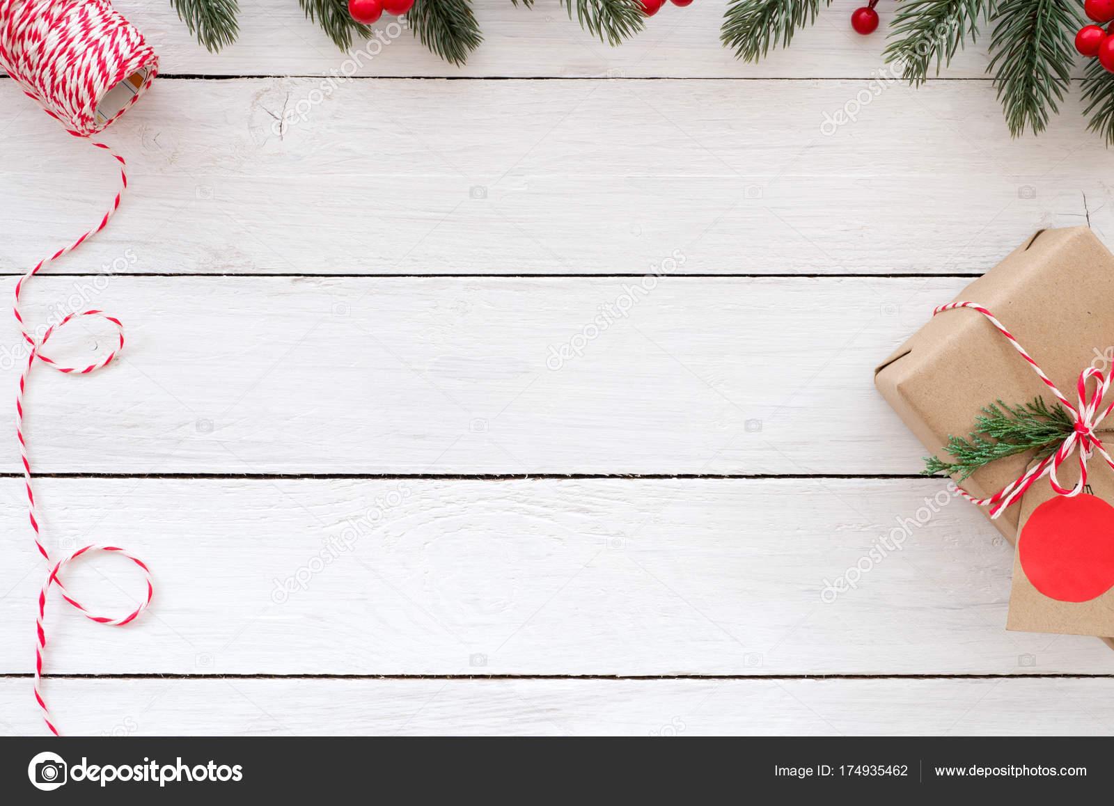 christmas background christmas gift box decorative elements white