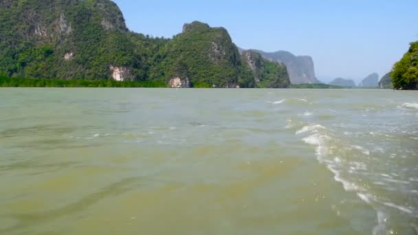 Beautiful landscapes of the Andaman Sea