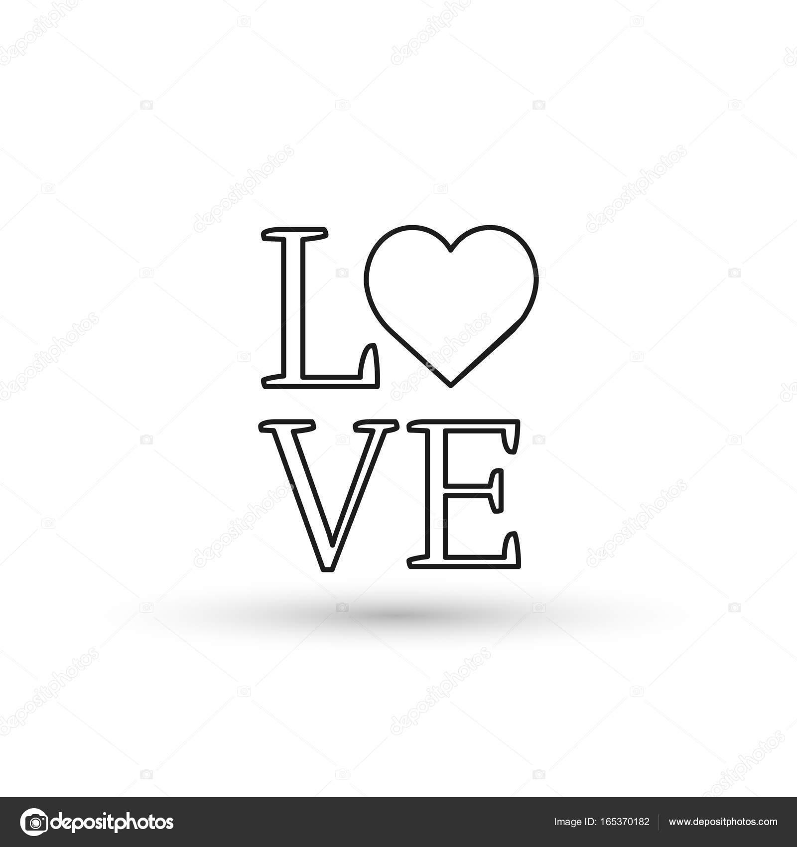 symbol der liebe