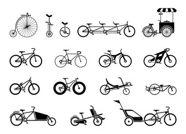 Types of bicycles
