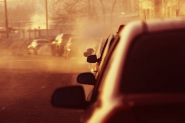 city street cars