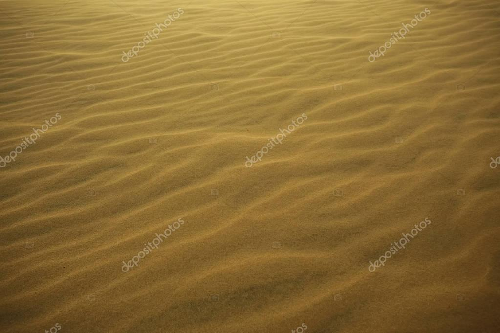 Texture of sand in the desert