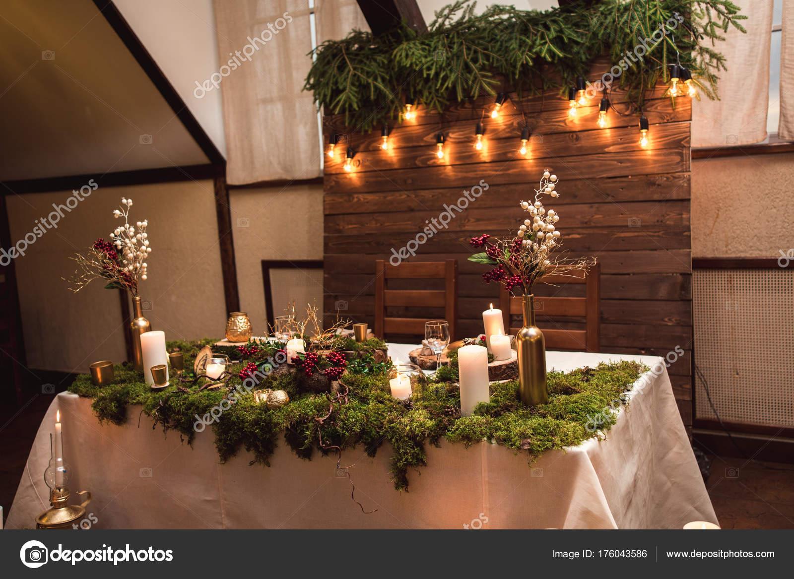 Decoración Matrimonio Rustico : Mesa para novios rustica hermosa decoración rústica de tabla de
