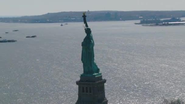 Nagyítás a Szabadság-szobor