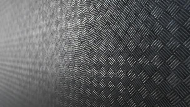 Ciclo di sfondo scuro modello quadrato in acciaio
