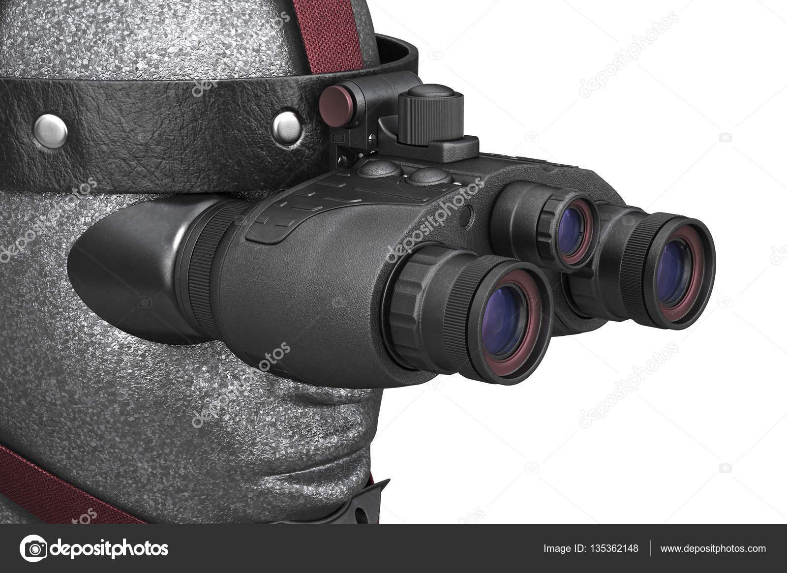 Militärische nachtsichtgerät nahaufnahme u2014 stockfoto © artyustudio