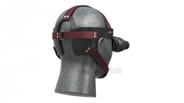 Ferngläser nachtsichtgeräte blau u2014 stockvideo © toxicsoundmaster