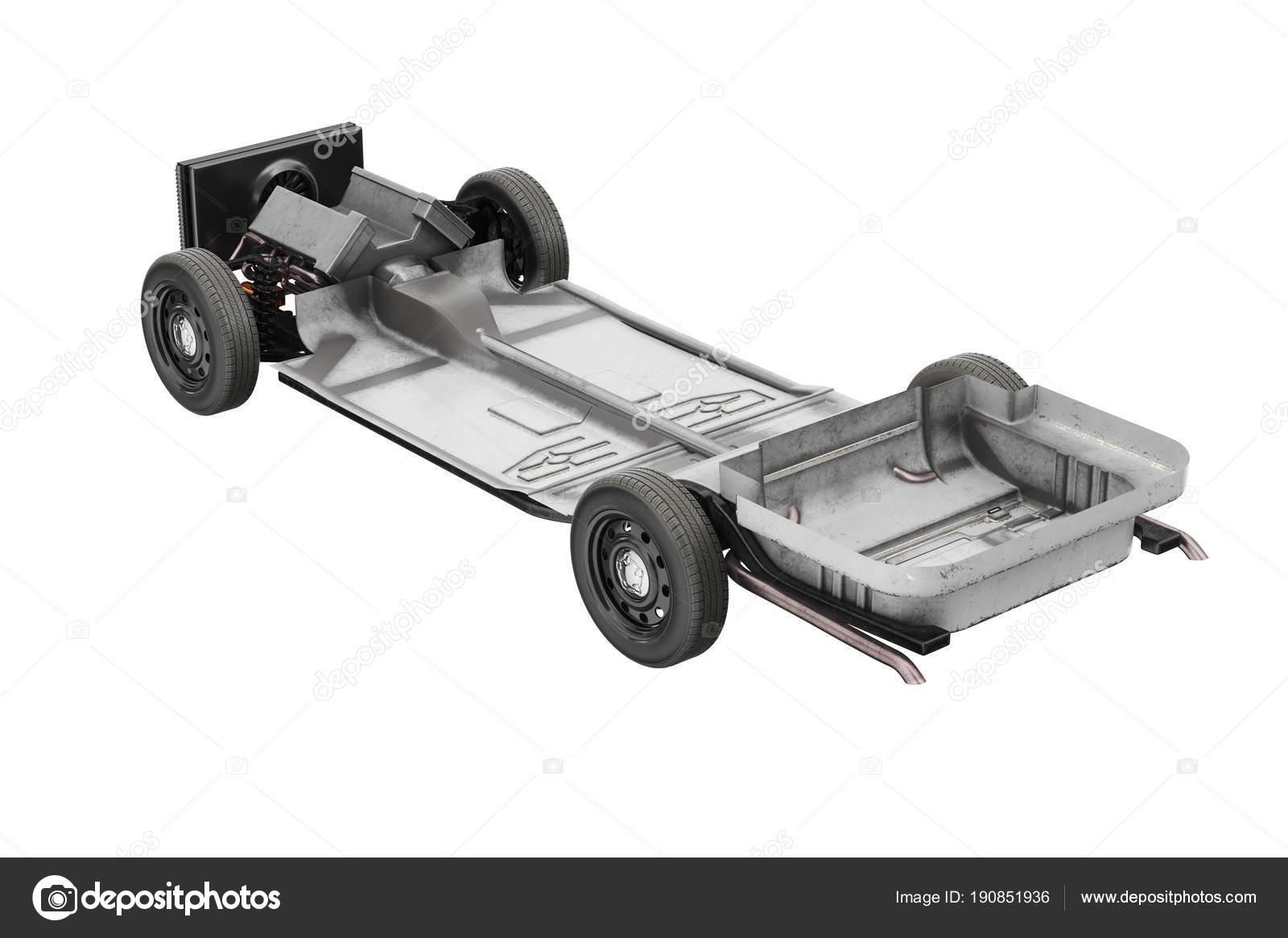 Chassis Rahmen Auto — Stockfoto © ARTYuSTUDIO #190851936