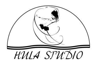 Beautiful Hula studio icon.