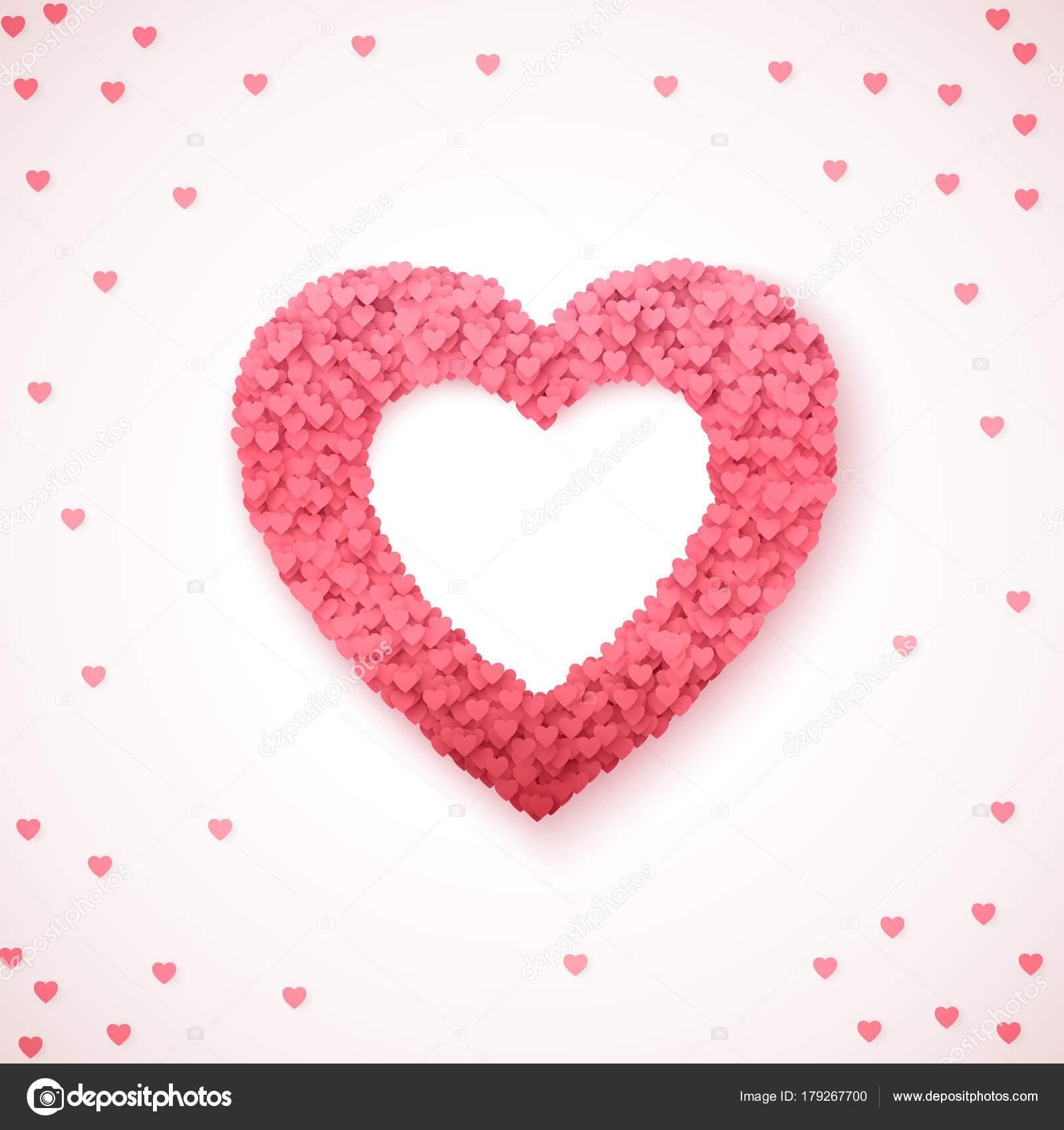Imágenes Corazones Corazón Símbolo Del Amor Caída De Los