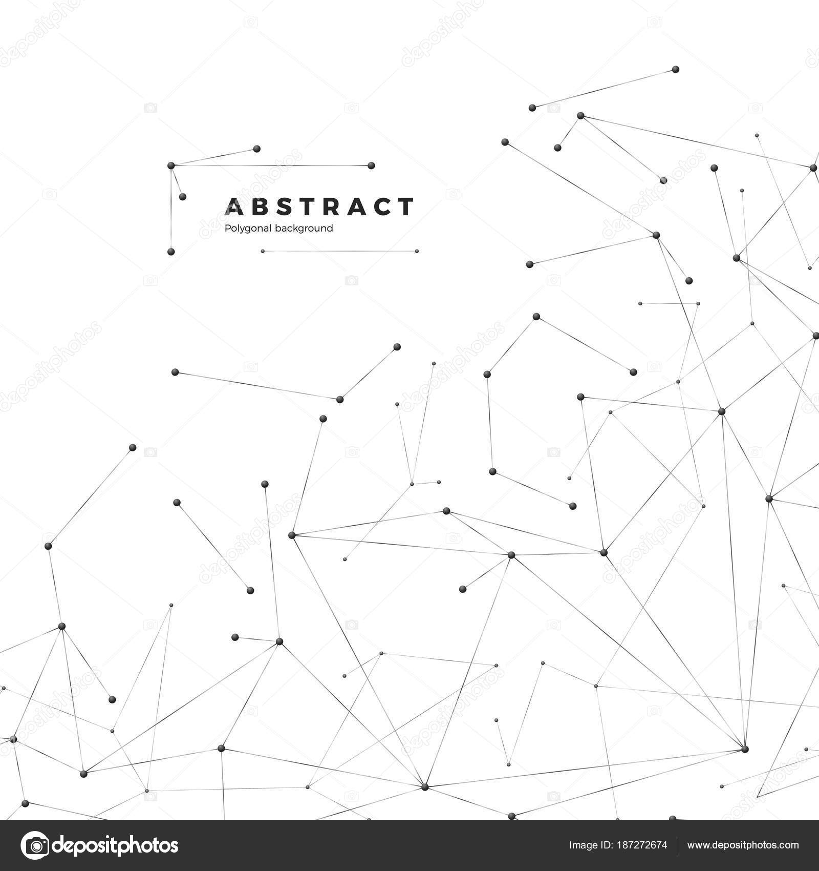 Technology and science background abstract web and nodes plexus technology and science background abstract web and nodes plexus atom structure vector illustration ccuart Images