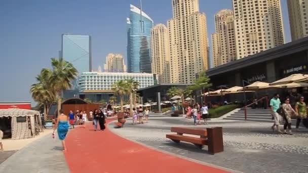 Jumeirah Beach Residence in Dubai, United Arab Emirates