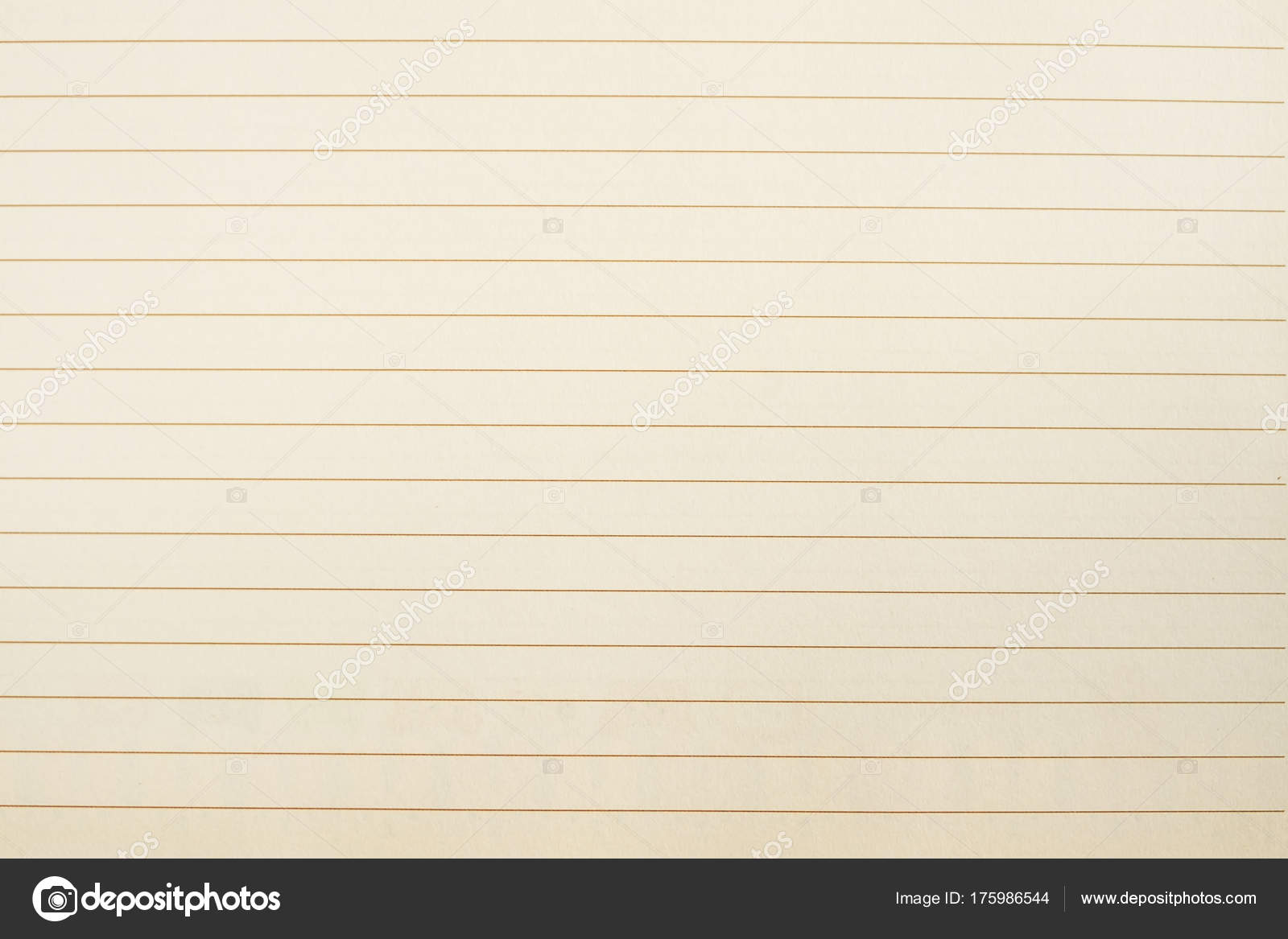 blank paper lines guide handwriting stock photo iamnoonmai