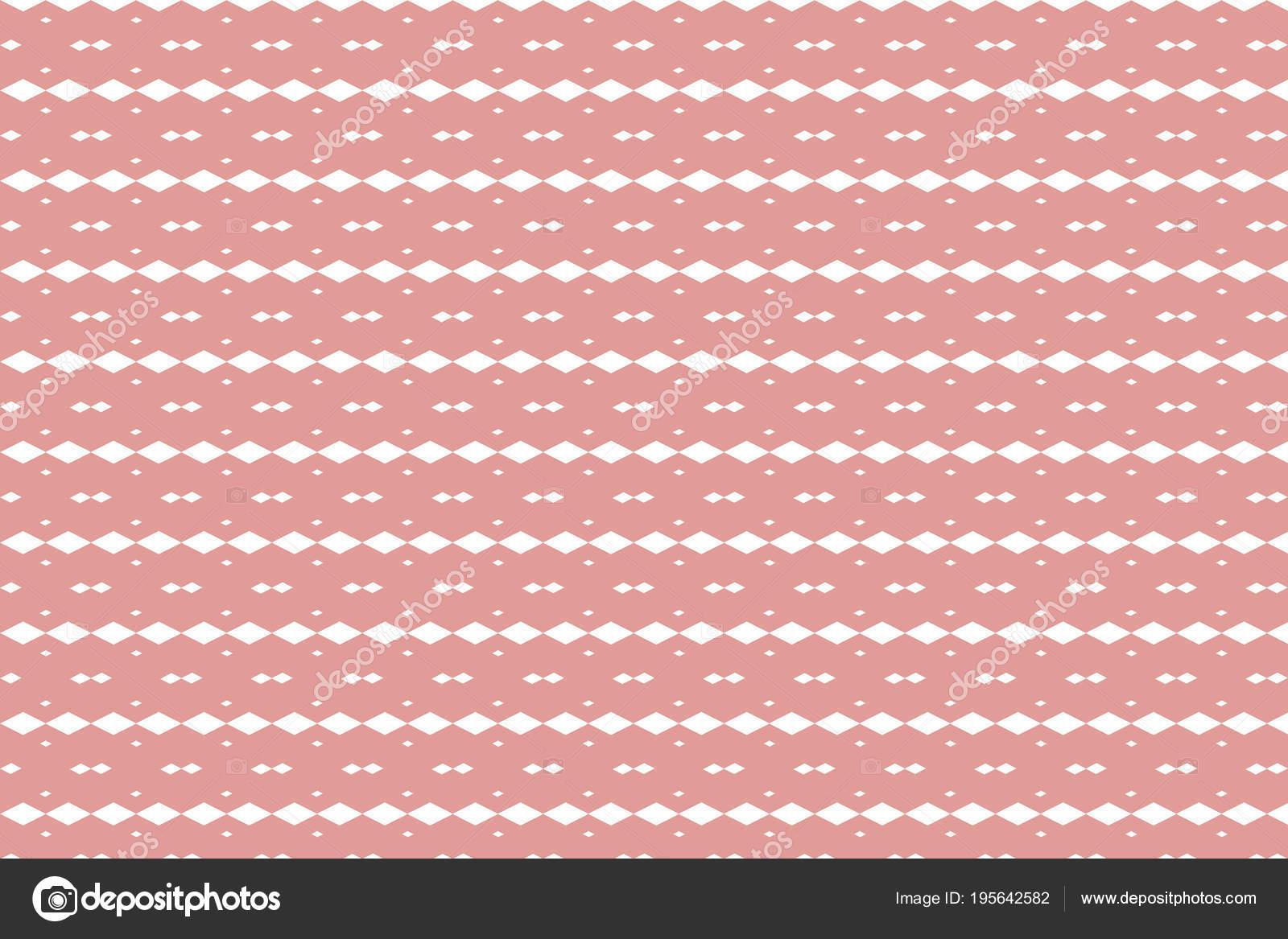 Ligne Abstraite Et Motif De Forme Geometrique Avec Vieux Rose Pastel