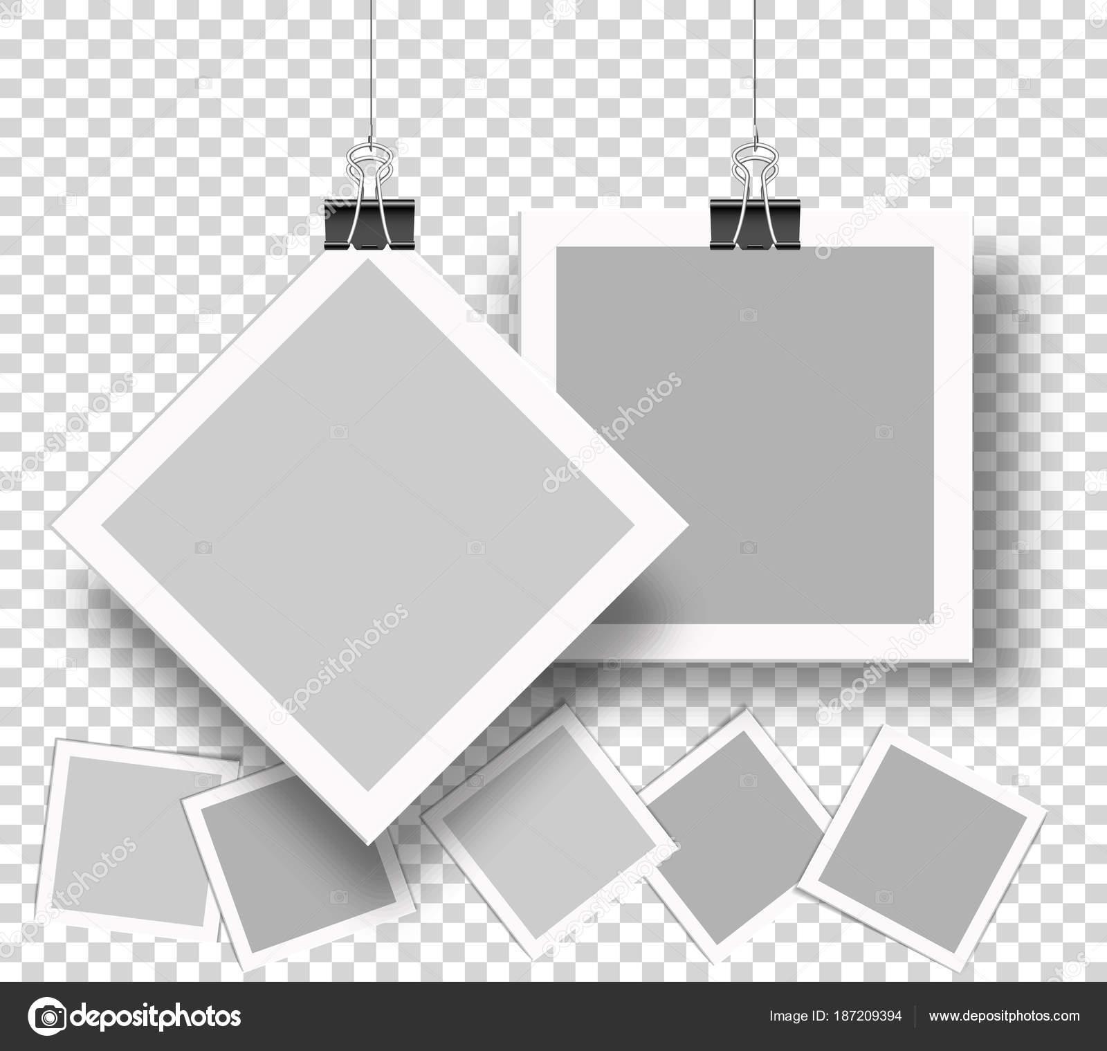 Vektor-Bilderrahmen Ihr kreatives Design und Familienfoto, Freunde ...