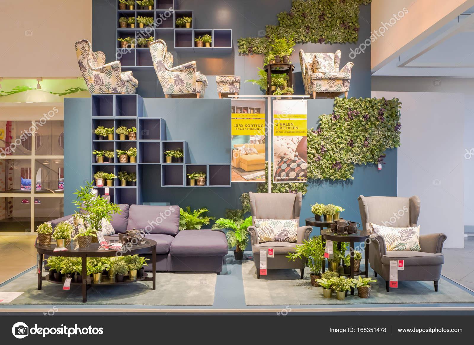 Магазин ikea в delft в Нидерландах u2013 Стоковое редакционное фото