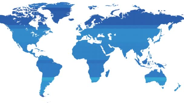 Hud screen blue earth world map on white background new quality hud screen blue earth world map gumiabroncs Choice Image