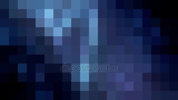 abstraktní retro blok pixel pohybující se na pozadí nové kvalitní univerzální pohyb dynamické animované barevné veselé taneční hudební video záběry