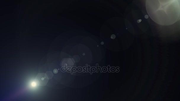 Lente ottica movimento diagonale di luci razzi splendente animazione arte  sfondo ciclo nuova qualità illuminazione naturale lampada raggi effetto  dinamico ... dbfffa600f