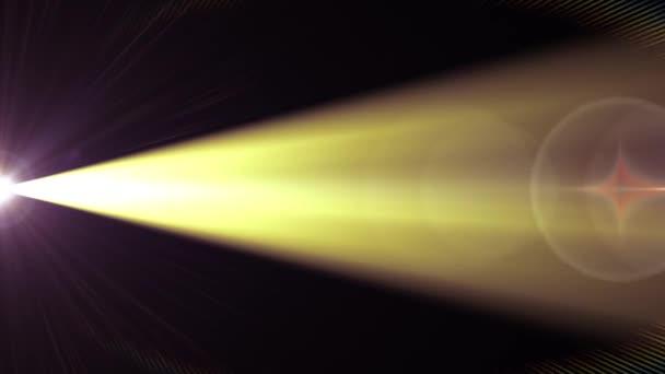 esplosione flash lato raggi transizione sovrapposizione luci lente ottica  razzi splendente animazione ciclo senza cuciture arte ... 77efc90e1d
