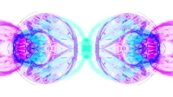 okrasné kaleidoskop měkké abstraktní animace bezešvé smyčka pozadí nové kvalitní retro vinobraní dovolená tvar barevné univerzální motion dynamický animovaný radostná hudba cool video záběry