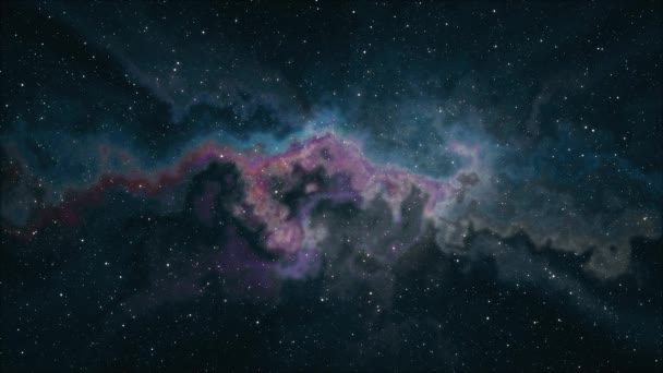 Soft Moving Nebula Space Stars Night Sky Animation Background New Quality Nature Scenic School Cool Education