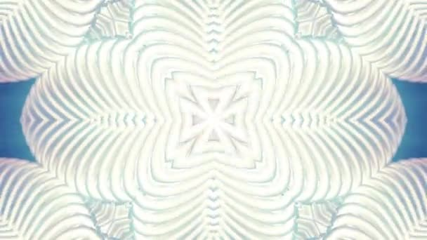 fényes díszes fém lánc Kaleidoszkóp varrat nélküli hurok minta animáció absztrakt háttér új minőségi etnikai törzsi üdülés natív univerzális dinamikus hűvös szép vidám zene mozgóképes