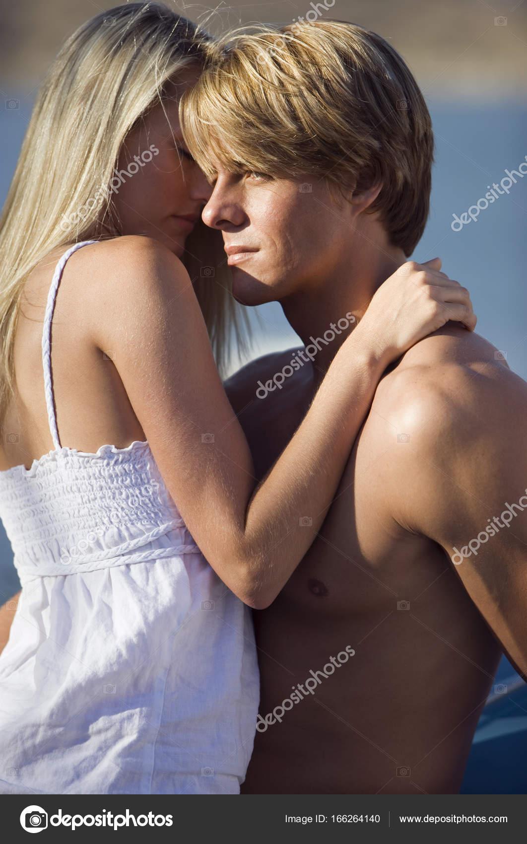 Nude Teen Couple
