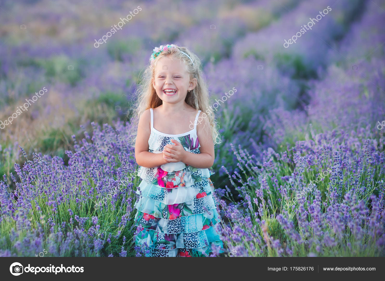 С молоденькой в поле