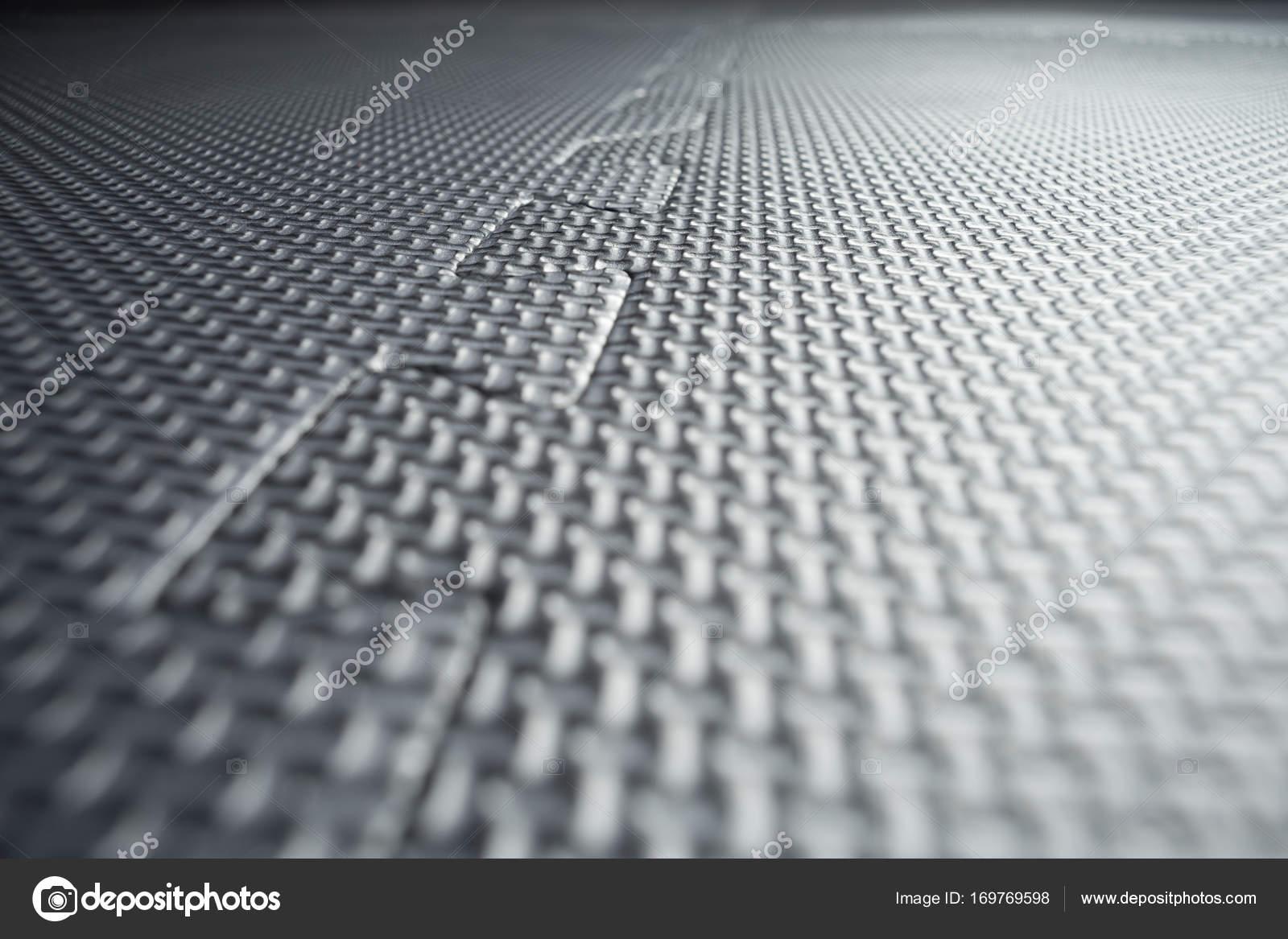 Mattonelle di pavimento palestra laboratorio o garage u2014 foto stock