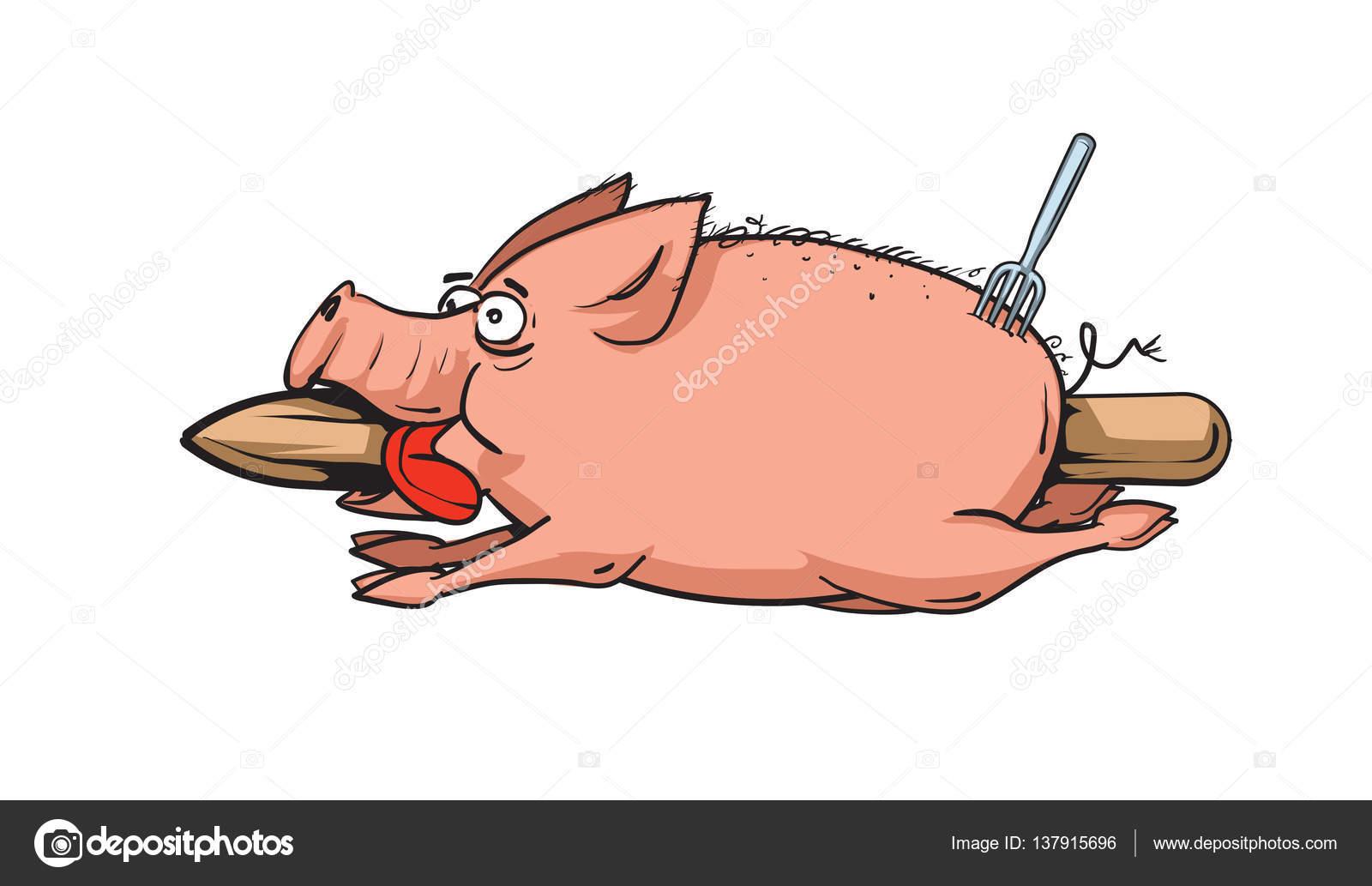 Натуральные числа, жареная свинина смешные картинки