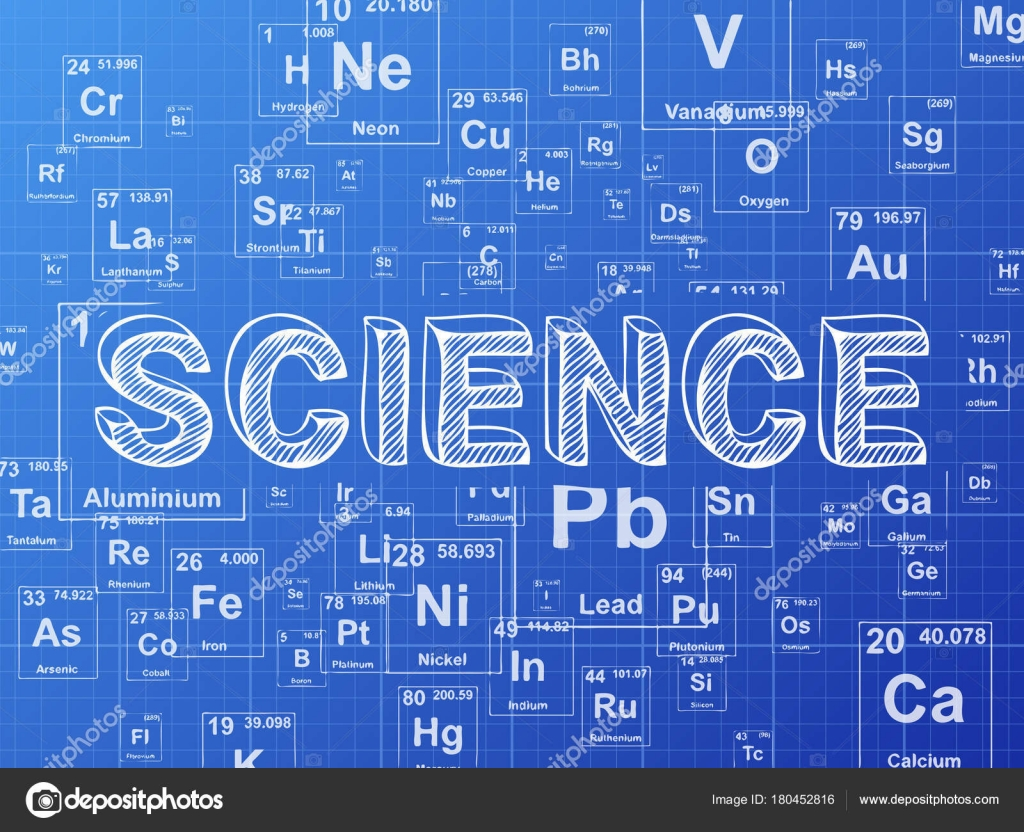 Science element blueprint background stock vector eyematrix science element blueprint background stock vector malvernweather Image collections