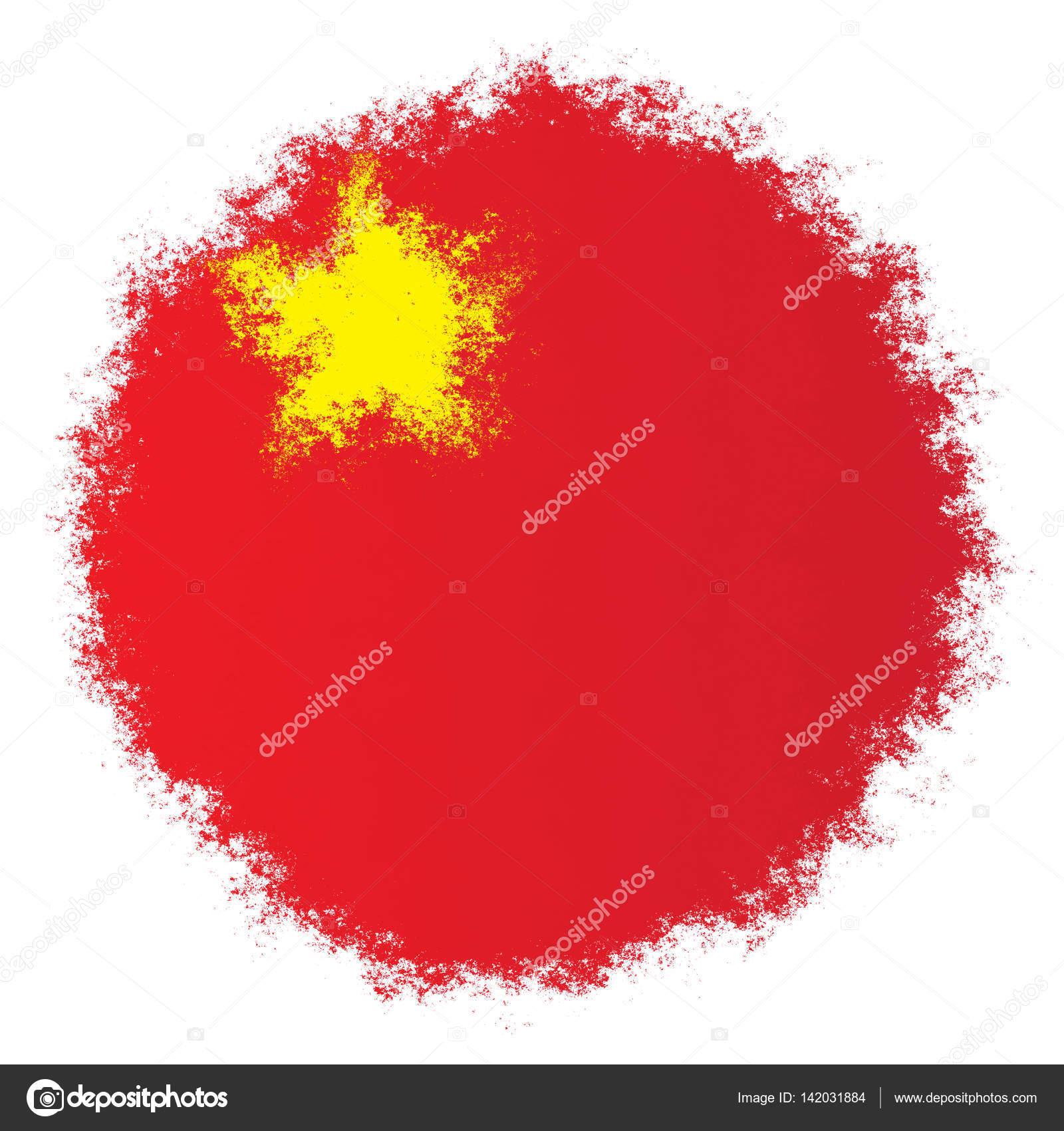 flagge china — Stockfoto © dragunov #142031884