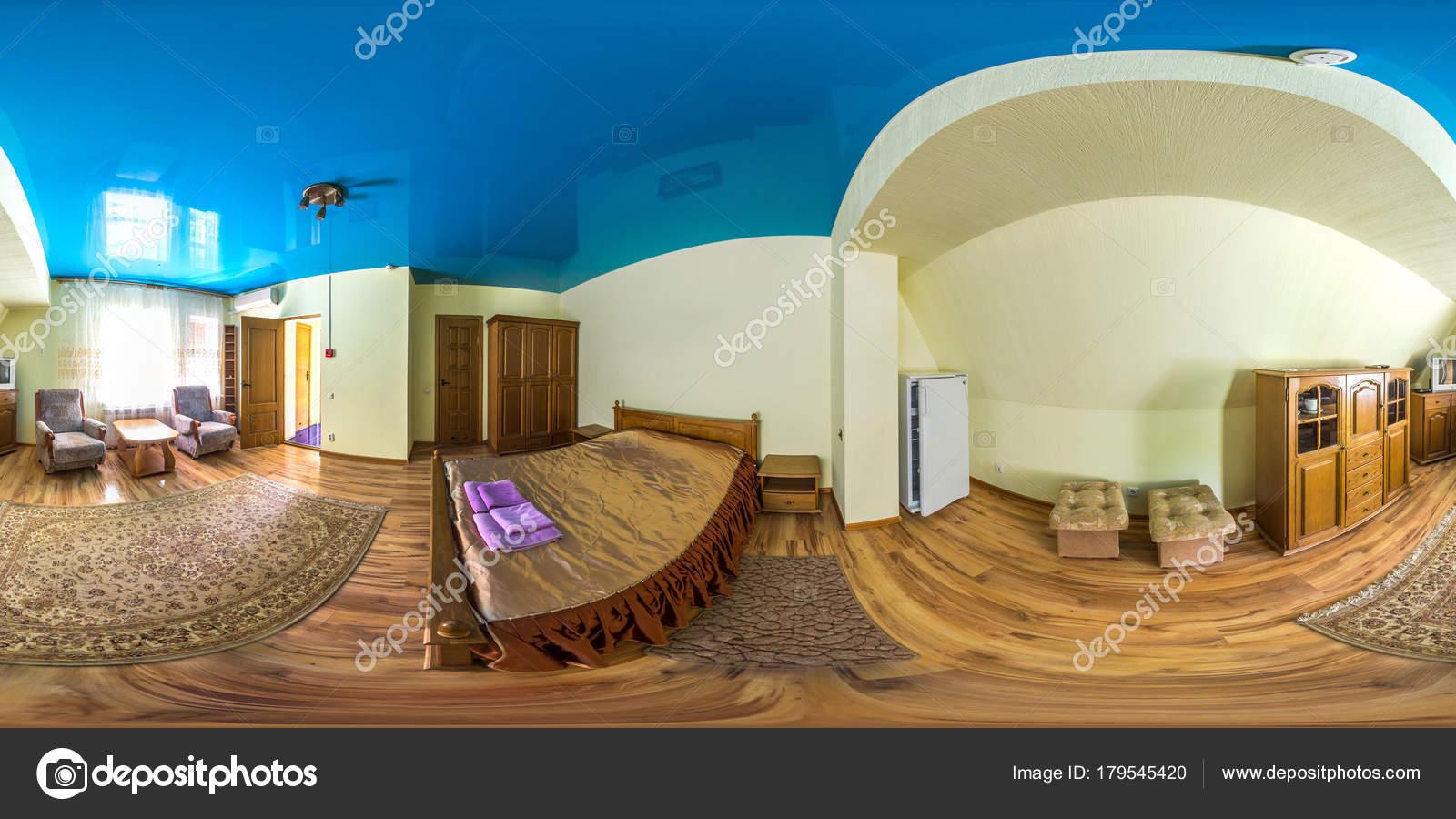 Mosca, Russia - 26 luglio 2016 interni del soggiorno in hotel. 3D ...
