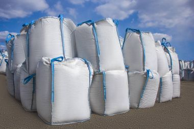 the outdoor big bag storage
